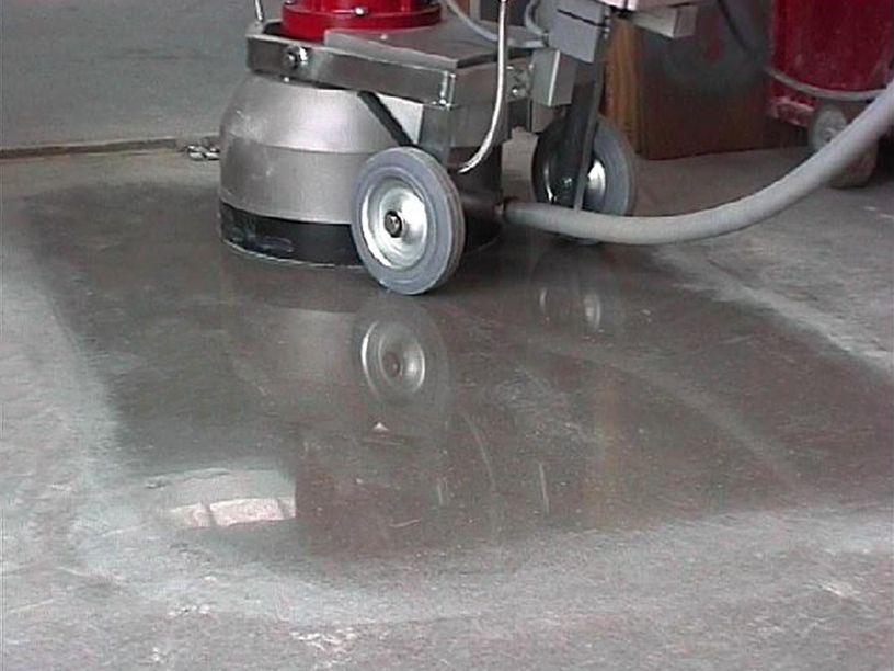 The Benefits of Concrete Grinding - All Kote Lining, Inc. Blog