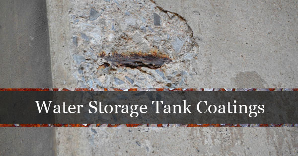 Water Storage Tank Coatings