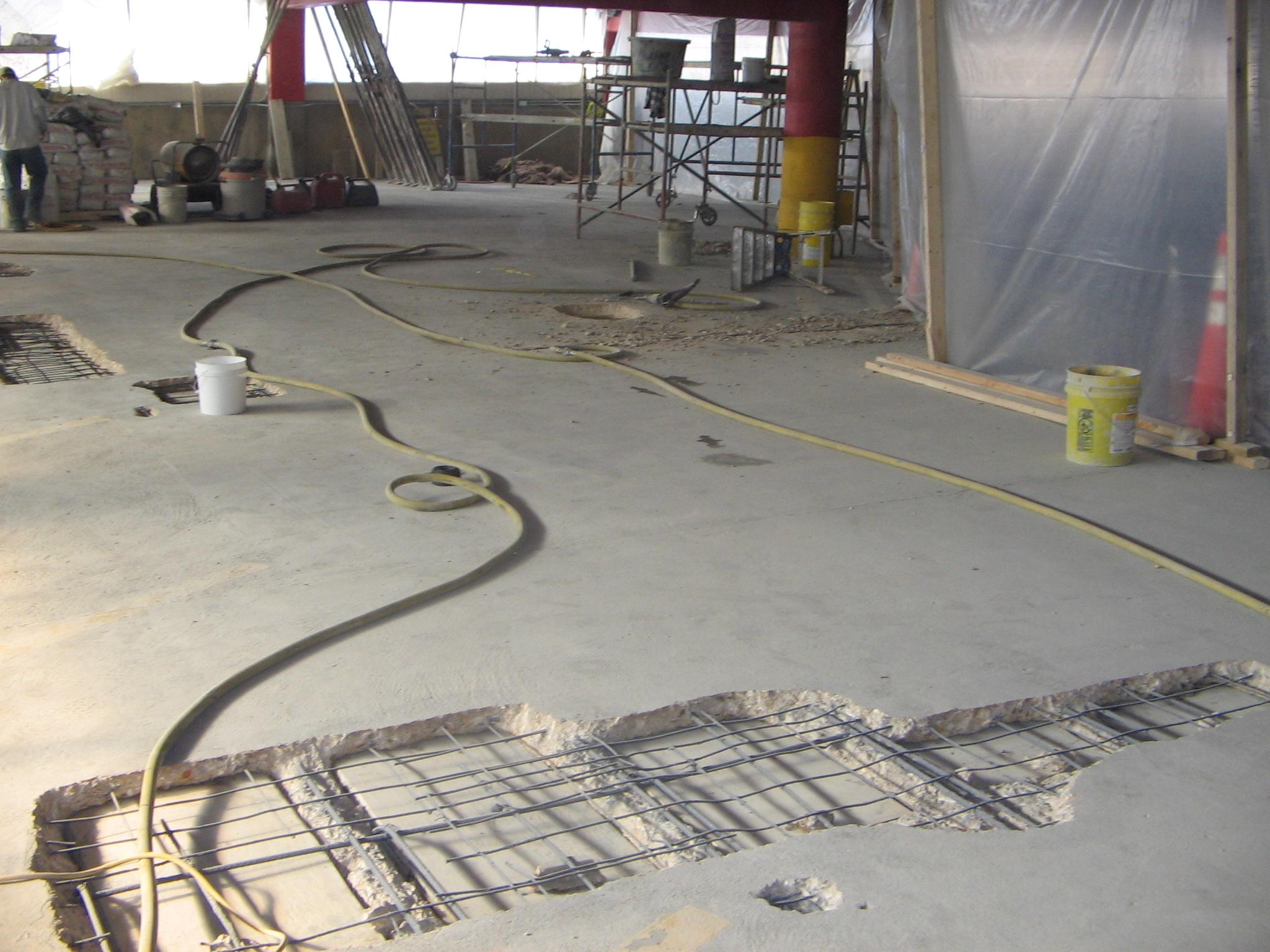 Concrete Restoration All Kote Lining Inc Blog